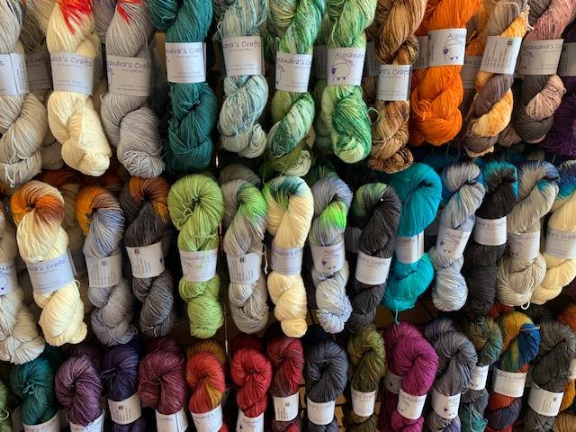 Knit N Crochet Trunk Show And Socks