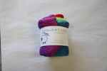 Double Knit Sister Alexandras Crafts, Double Knit Sister, fingering, gradient, pre-knit, superwash wool, nylon, hand dyed