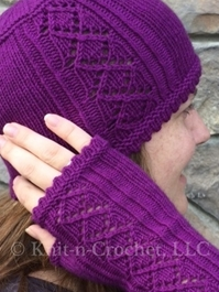 KNC's Mystery Knit Club 1 Month subscription - October 2014. one month, mystery, club, yarn