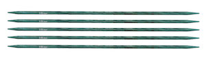 "Dreamz Double Point 6"" knitting needles"