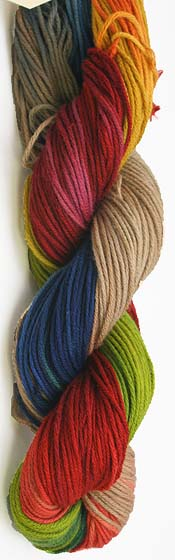 Autumn Wind Hand Dyed Lotus yarns autumn wind, autumn wind hand dyed, cashmere, cotton, knitting, crocheting