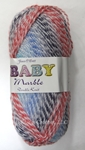 Baby Marble DK 100% acrylic, DK weight, soft, baby marble DK, james c. brett