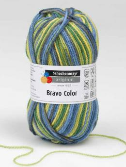 Bravo Color Schachenmayr Original, bravo color, DK weight, acrylic, machine washable, soft