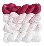 Baby Gradient baby gradient, feza yarn, cotton, viscose, DK weight