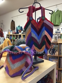 KNC's Mystery Knit Club 1 Month subscription - November 2014. one month, mystery, club, yarn, november