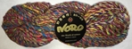 Ginga super bulky, noro, ginga, cotton, silk, wool, polyamide, colorful