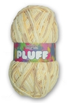 Pluff cascade, pluff, polyester, super bulky, machine washable