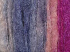 Yelcho Araucania yarn, wool, kid mohair, silk, nylon, knitting, crocheting, Araucania Yelcho