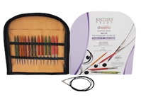 "Dreamz Special Interchangeable Set (16"") Knitter's Pride Dreamz Special Interchangeable Set (16""), Dreamz Special Interchangeable Set (16""), Interchangeable Set (16""), wood"