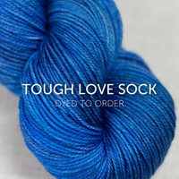 Tough Love Sock superwash, merino wool, nylon, sock yarn sweetgeorgia