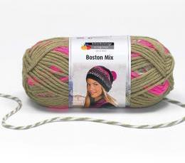 Boston Mix Schachenmayr Original, Schachenmayr Original Boston Mix, wool, acrylic, blend, bulky weight , machine washable