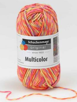 Multicolor Schachenmayr Original Multicolor, multicolor, cotton, worsted weight, machine washable