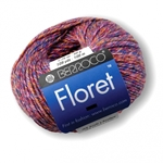 Floret Berroco Floret machine washable acrylic cotton blend at Knit-n-Crochet.