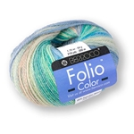 Folio Color folio color, berroco, alpaca rayon / viscose blend, DK weight