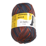 Polar Night Color sock weight, regia, polar night color, sock weight, 4 ply, machine washable