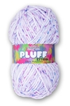 Pluff Effects cascade, pluff, polyester, super bulky, machine washable, effects