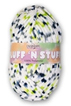Pluff N Stuff cascade, pluff, polyester, super bulky, machine washable, pluff n stuff