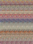 Kiso Noro, Kiso, wool, alpaca, silk, self-striping, worsted, thin and thick